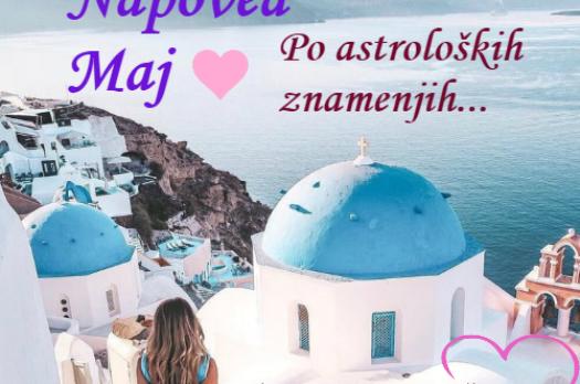 #ŠpelineNapovedi 01 – Napoved Maj 2019