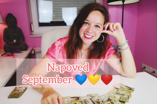 Napoved September 🌺💙💜
